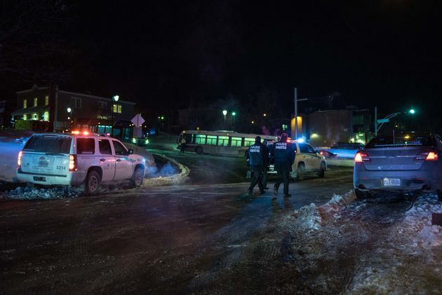 SixMuslim worshippers were shot dead during prayers in the Canadian city of