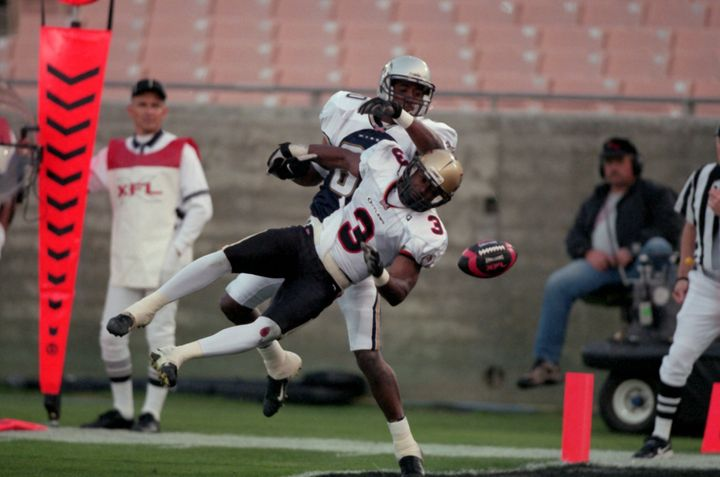 Empty stadiums soon became the norm as the XFL's fan base quickly deteriorated.