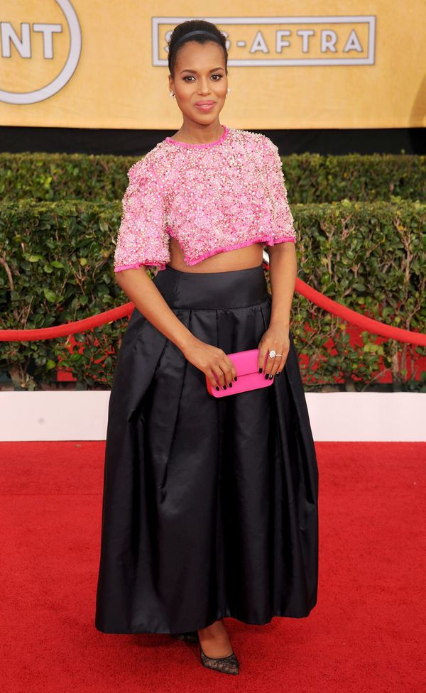 At the 20th Annual Screen Actors Guild Awards on Jan. 18