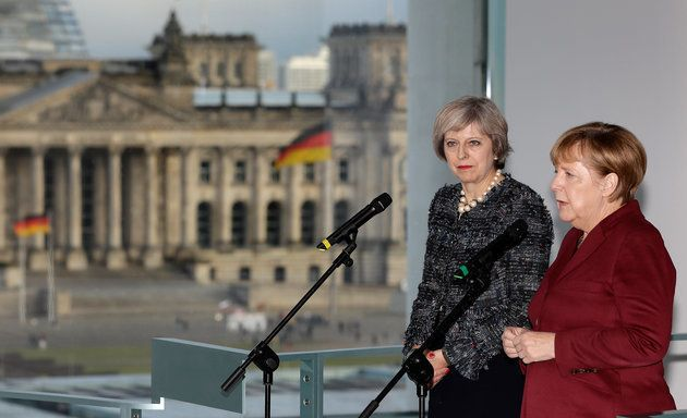 Merkel reportedly refused to accept some of the British governments Brexit negotiating