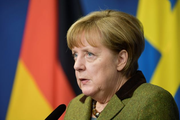 Merkel on Trump's Muslim ban: 'The necessary and decisive fight against terrorism does not justify a...