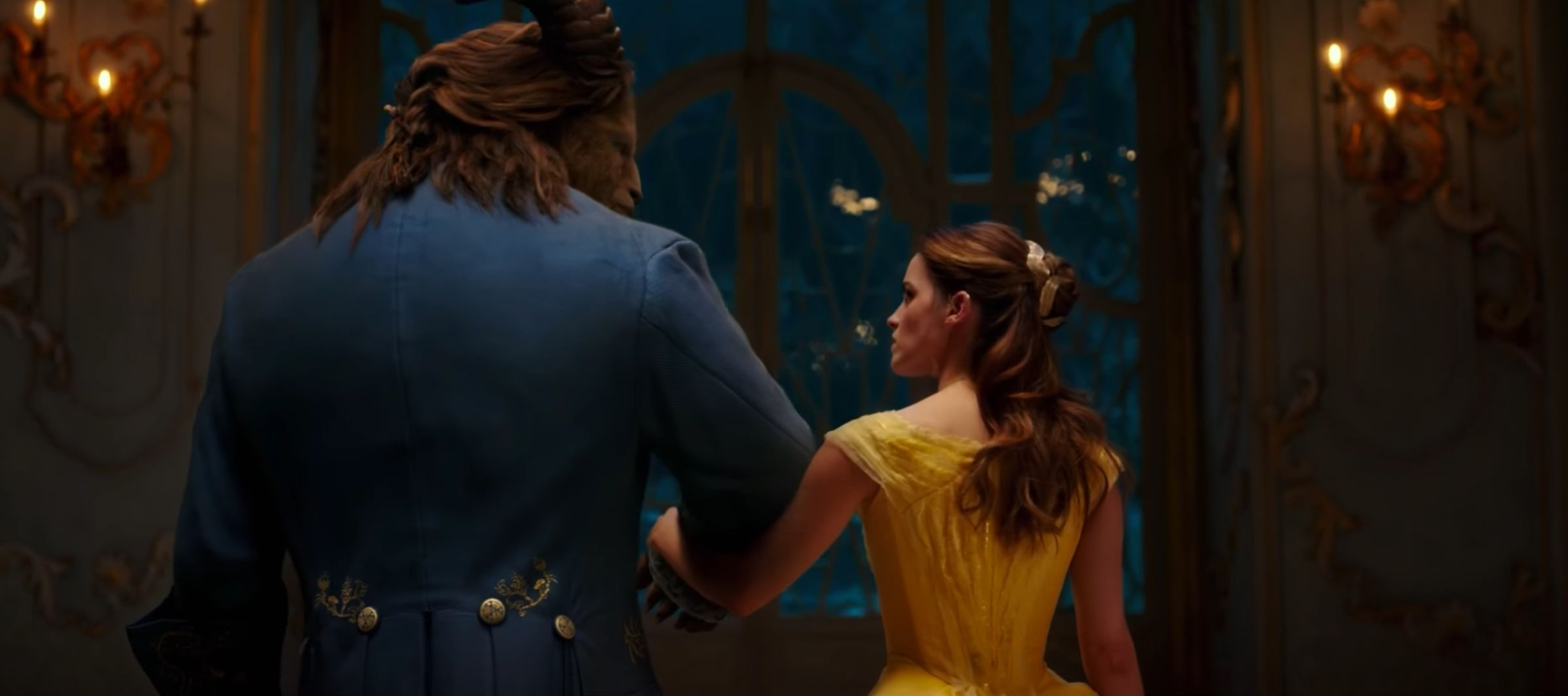 Ariana Grande And John Legend's 'Beauty And The Beast' Duet Makes Debut In New