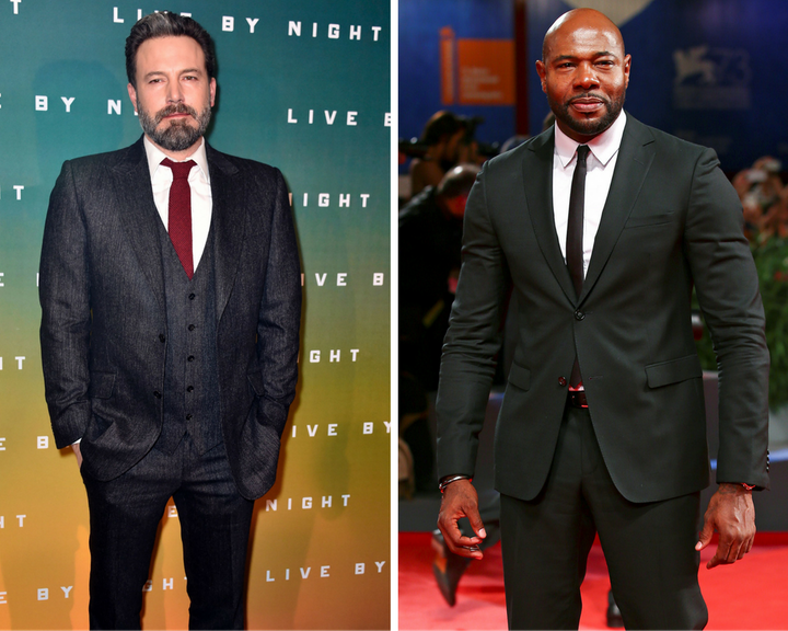 Ben Affleck and Antoine Fuqua: very busy.