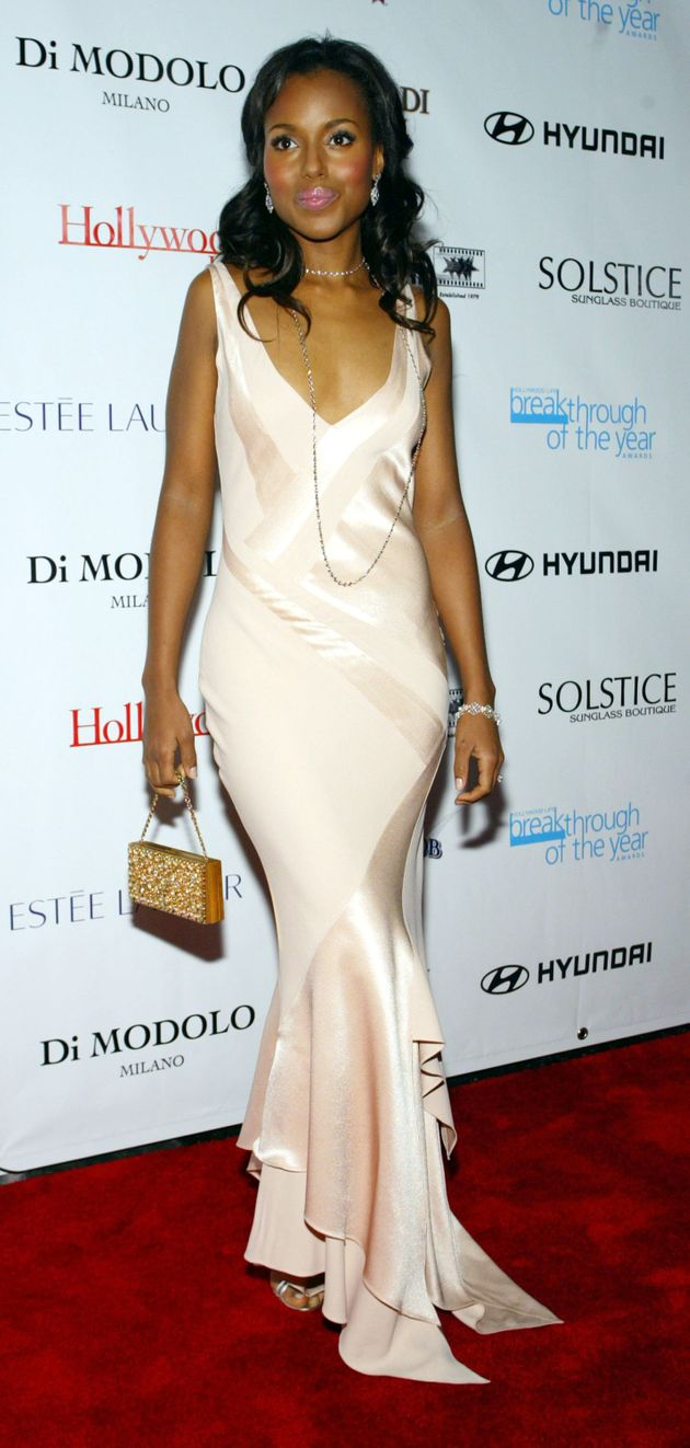 Kerry Washington's Style Evolution Is Full Of Red Carpet