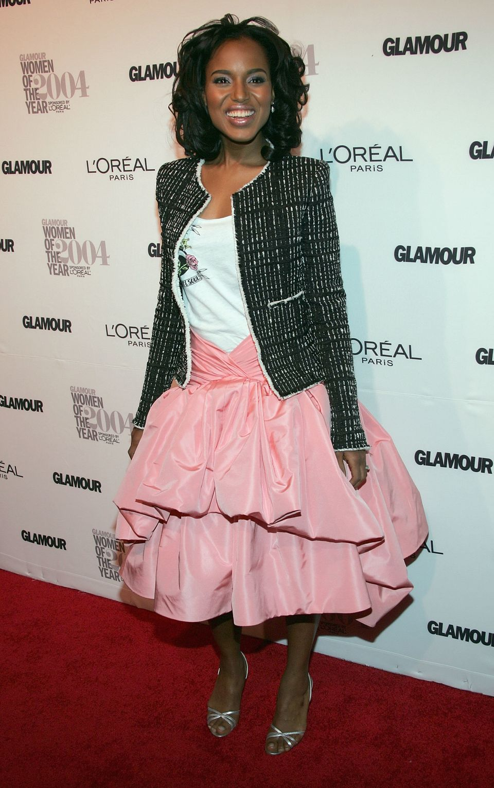 "At the 15th Annual Glamour ""Women of the Year"" Awards on Nov. 8"