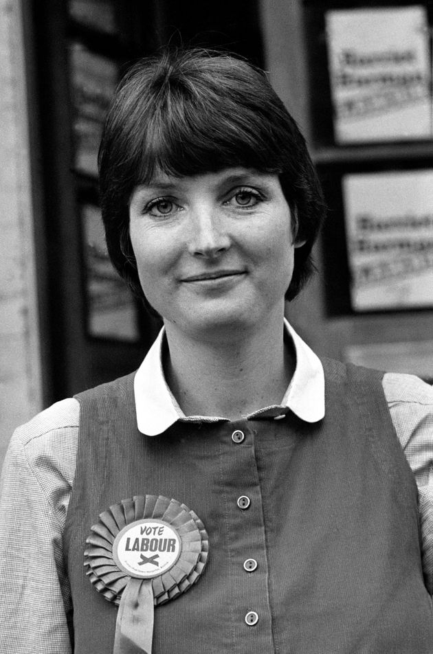 Harriet Harman standing for Parliament in