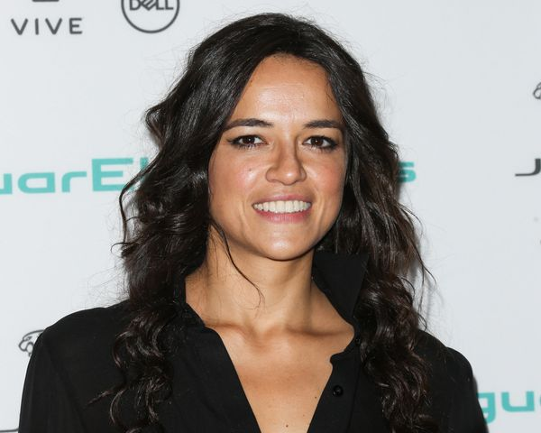 "<a href=""http://www.imdb.com/name/nm0735442/"" target=""_blank"">Michelle Rodriguez</a> is the queen of the ""Fast & the Furi"