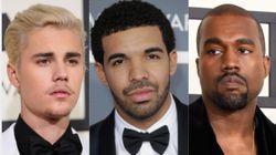 Drake, Kanye West And Justin Bieber Plan To Skip The 2017