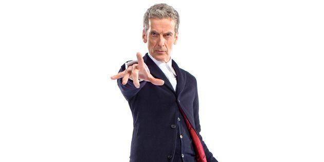 Peter Capaldi as The