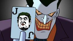 Mark Hamill Finally Explains Those Joker-Trump
