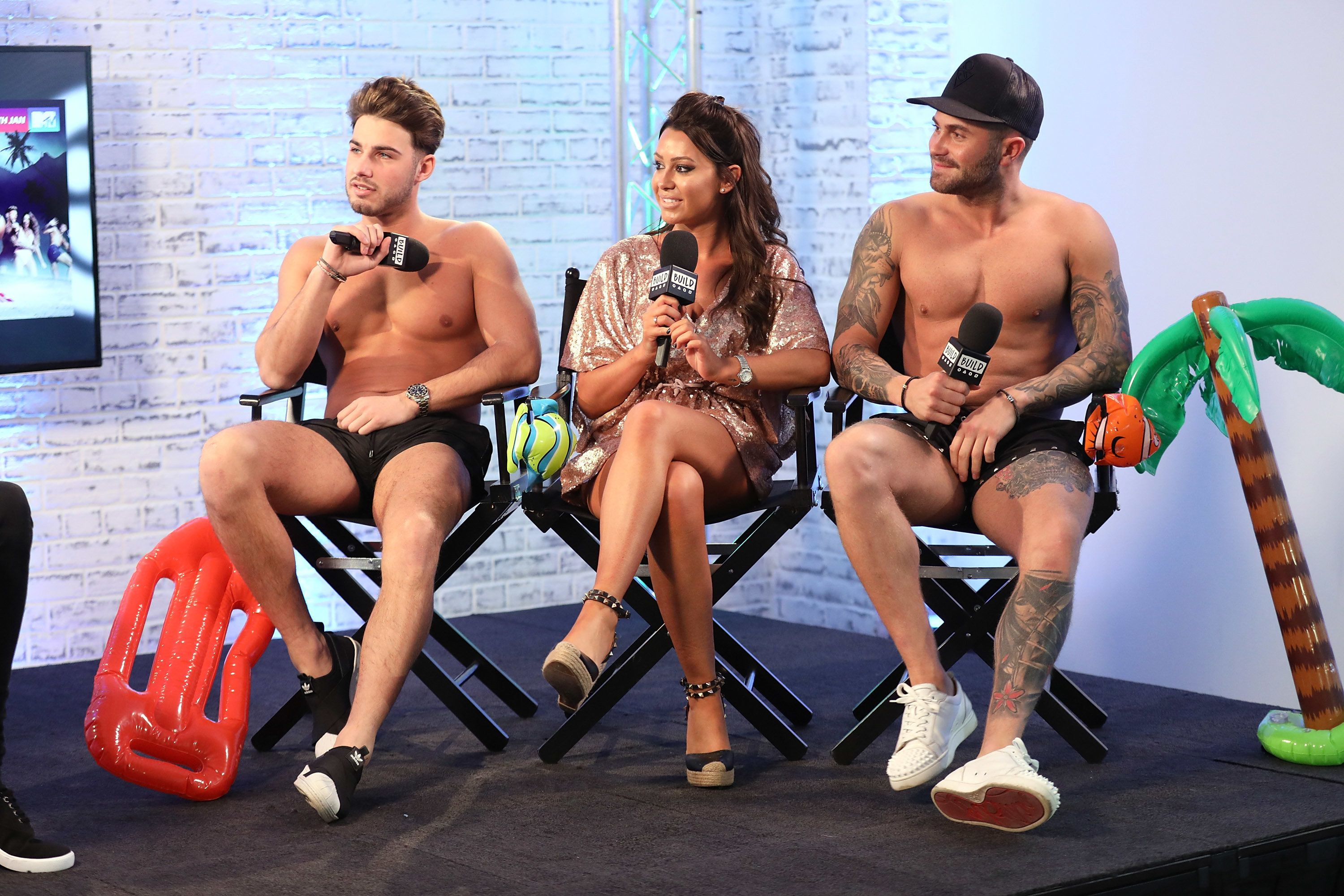 'Ex On The Beach' Stars Have Their Say On Controversy Around The Show's Sexual