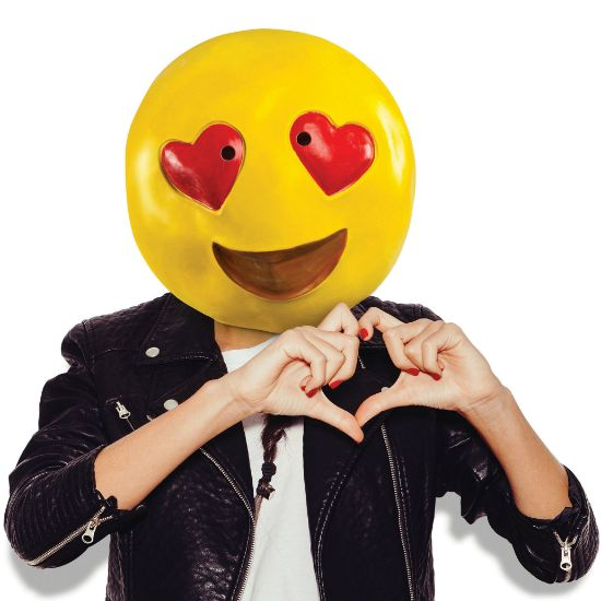 "It's easy to express your true feelings in emojis. Real words? Not so much. With this <a href=""http://www.alwaysfits.com/inde"