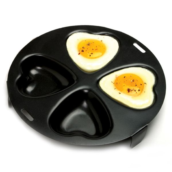 "Breakfast in bed? How romantic! <a href=""https://jet.com/product/Norpro-Nonstick-Heart-Shaped-4-Egg-Poacher-For-Eggs-Benedict"