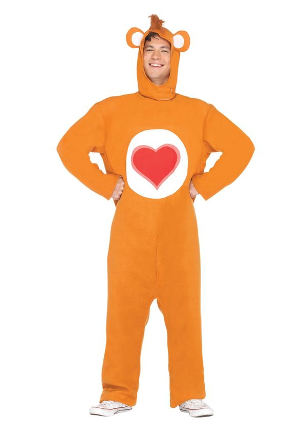"Want to make love furry style? Just show up in the boudoir dressed as <a href=""http://www.halloweencostumes.com/mens-tenderhe"