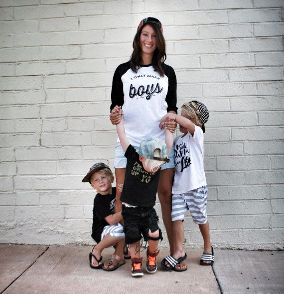 14 T Shirts For Proud Boy Moms Huffpost