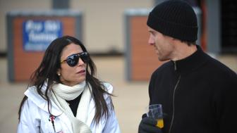 BETHENNY EVER AFTER -- ''Aspen-ational' Episode 313 -- Pictured: (l-r) Bethenny Frankel, Jason Hoppy -- (Photo by: Zach Ornitz/Bravo/NBCU Photo Bank via Getty Images)