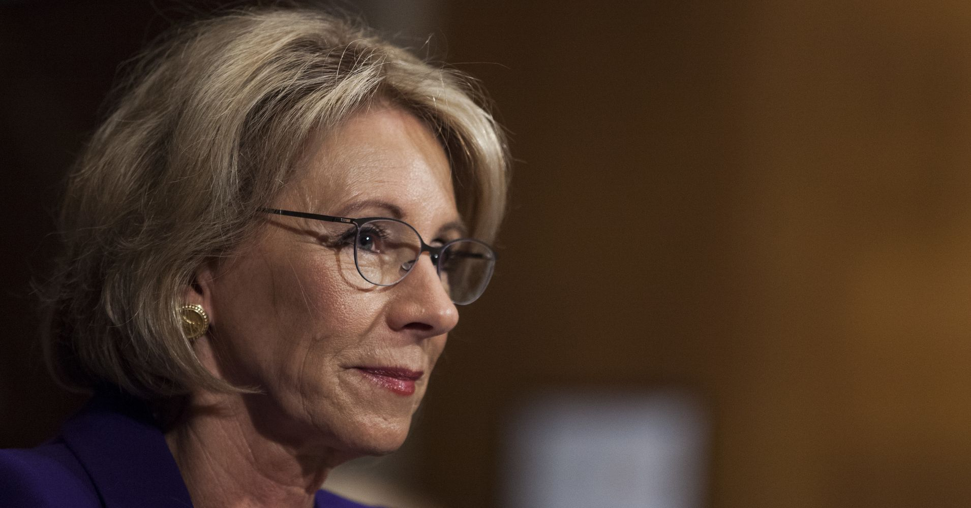 Betsy Devos Nomination Chilling >> Betsy Devos And National School Choice Week Huffpost