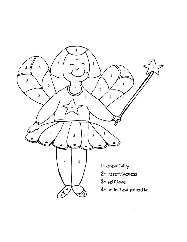 Rad Coloring Book Busts Gender Stereotypes With Awesome