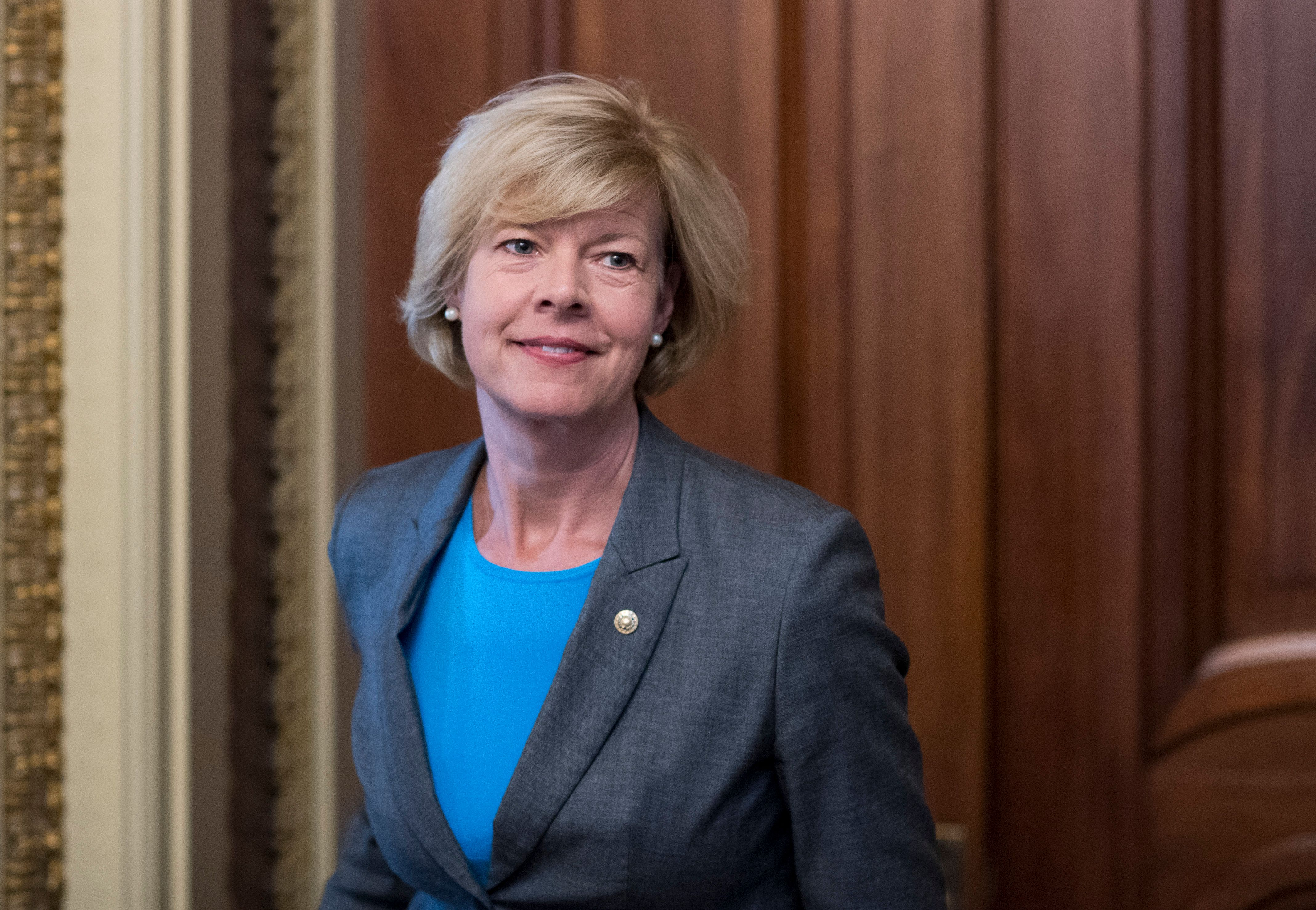 Sen. Tammy Baldwin (D-Wis.) is up for reelection in 2018.