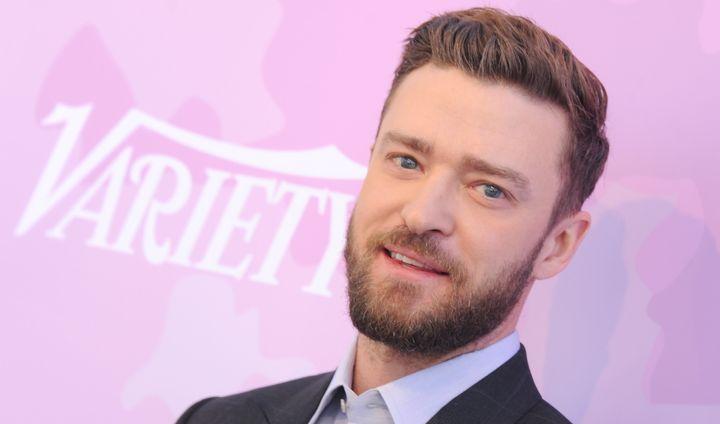 Justin Timberlake turns 36 today.