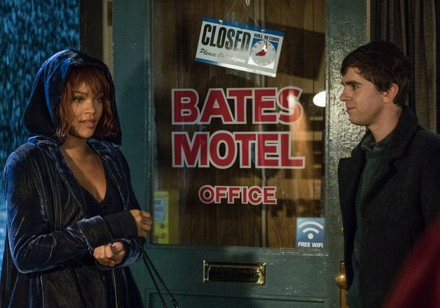 First look at Rihanna as Marion Crane in new Bates Motel trailer