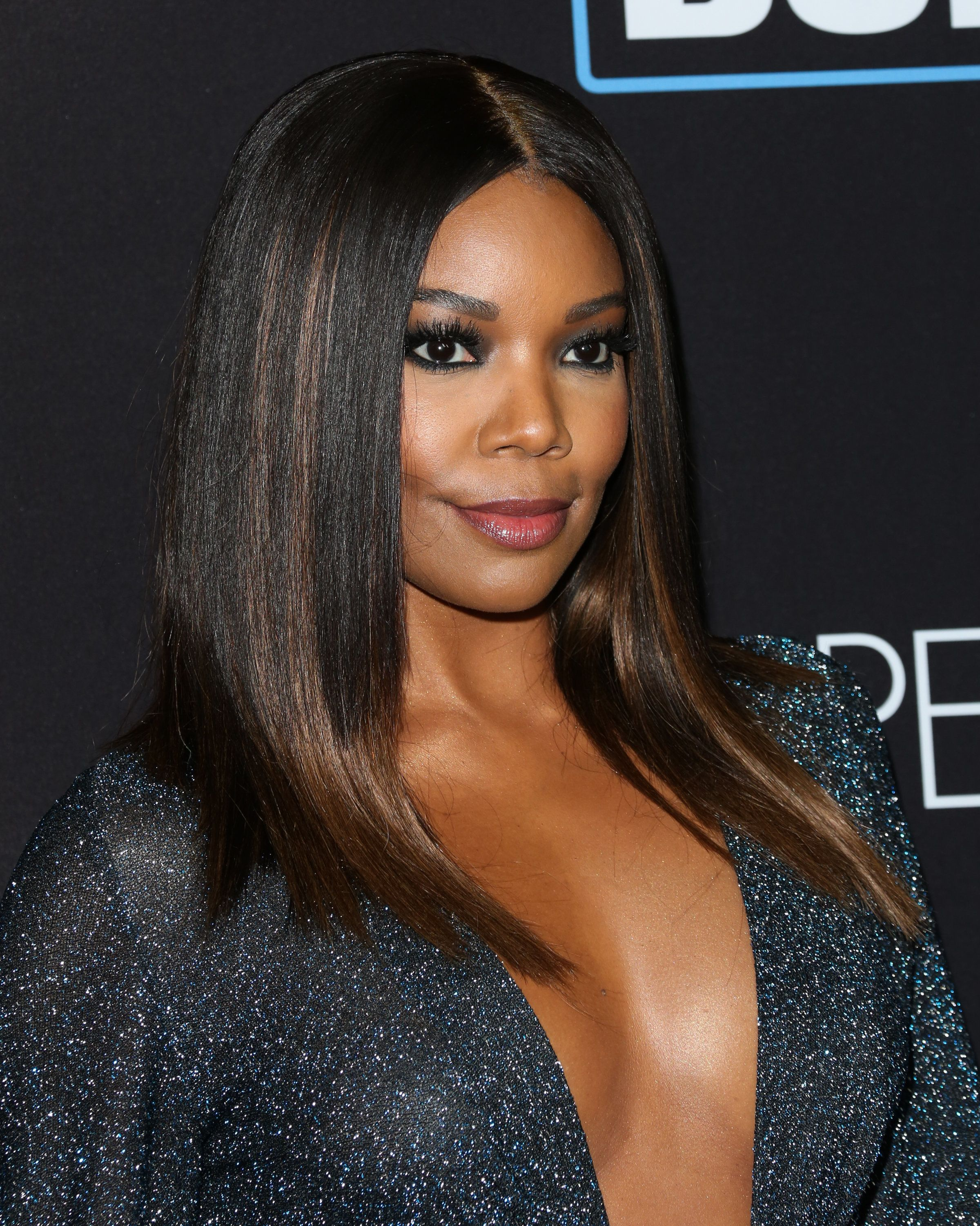 Gabrielle Union attends the premiere of 'Sleepless' at the Regal LA Live Stadium 14 on January 5, 2017 in Los Angeles, Califo