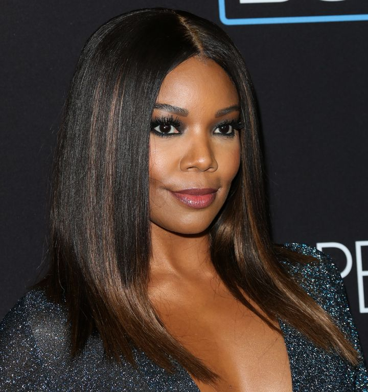 bc44d03059c0 Gabrielle Union attends the premiere of  Sleepless  at the Regal LA Live  Stadium 14