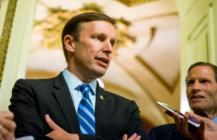 """They broke all the precedents of the past,"" Sen. Chris Murphy (D-Conn.) said of Republicans' treatment of Merrick Garland. """