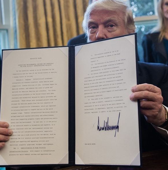 Executive Order  >> The Surprisingly Contentious History Of Executive Orders Huffpost