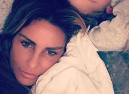 Katie Price Reveals Her Daughter Bunny Was Stepped On By A Horse