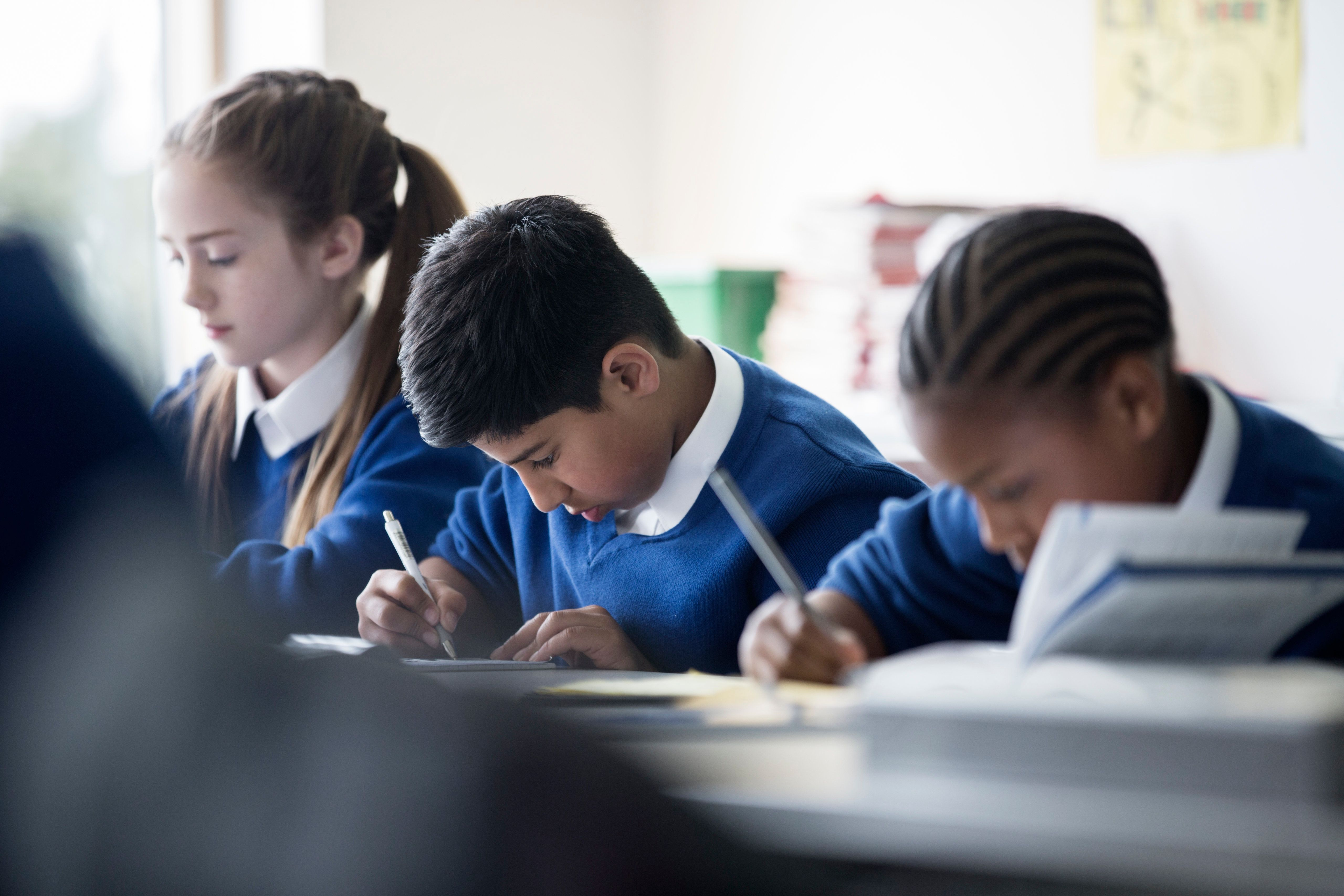 New Tests For Five-Year-Old Schoolchildren Being Considered By The Department For