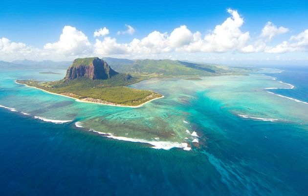 Lost Continent Crust Found in Mauritius