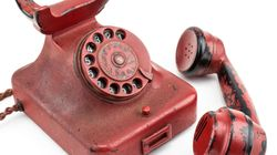 The Phone Hitler Used To Order The Murder Of Millions Of Jews Is Up For