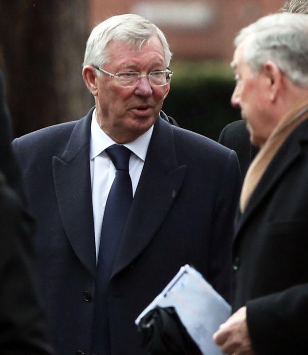 Former Manchester United manager Alex
