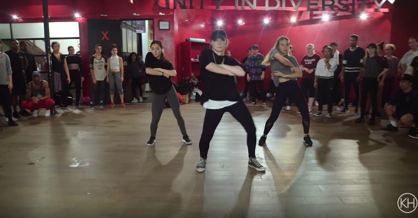 You Need To Watch These Dancers Break It Down To Ed Sheeran's 'Shape Of