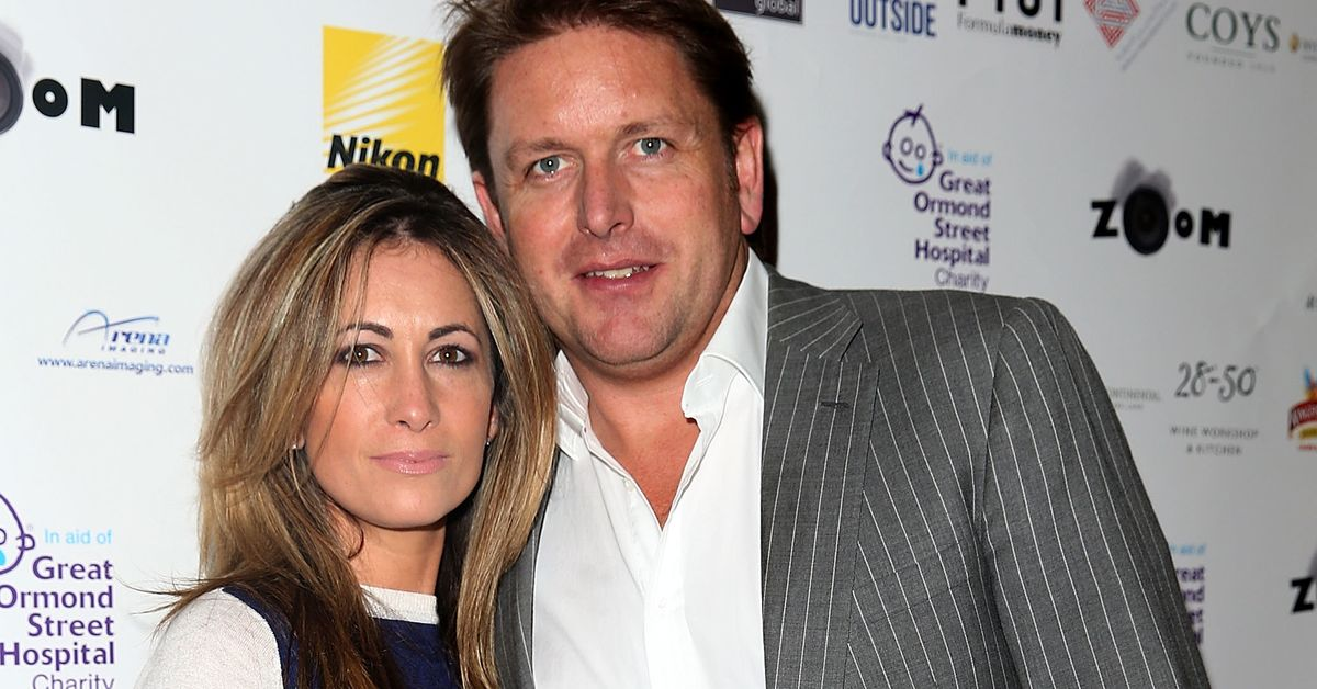 James Martin Opens Up About Girlfriend Louise Davies For