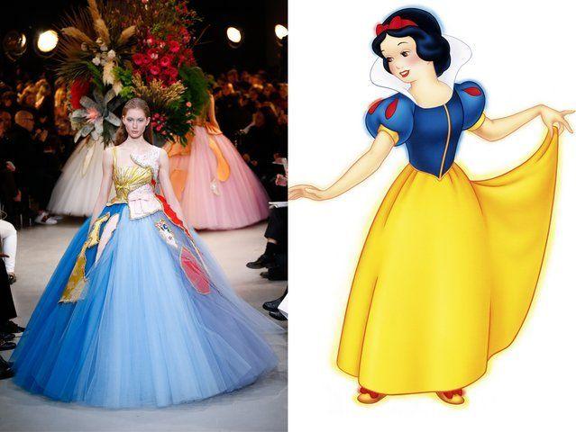 <p>Viktor & Rolf; Snow White</p>