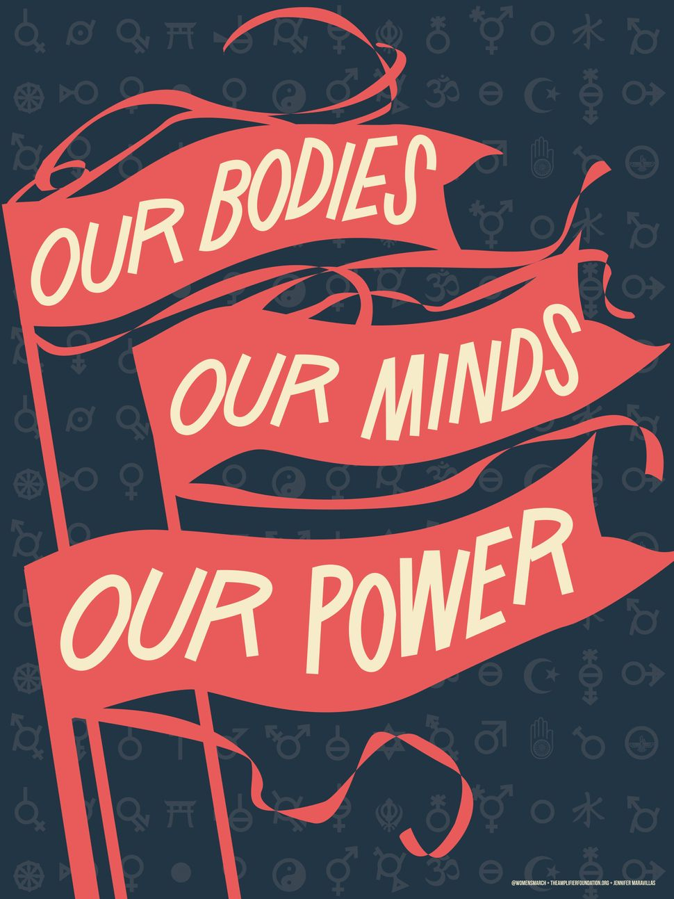 "JENNIFER MARAVILLAS, ""OUR BODIES, OUR MINDS"""
