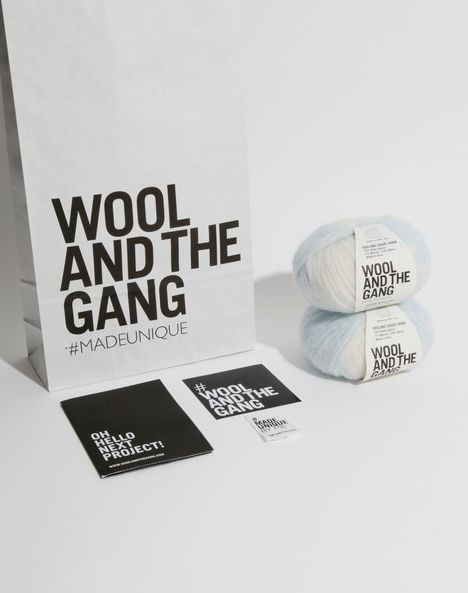 "$34.50, Wool and the Gang. Buy it <a href=""https://www.woolandthegang.com/product/me-time-scarf/knit-your-own"" target=""_blank"