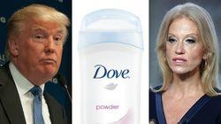 Dove Deodorant's #AlternativeFacts Campaign Trolls The Trump