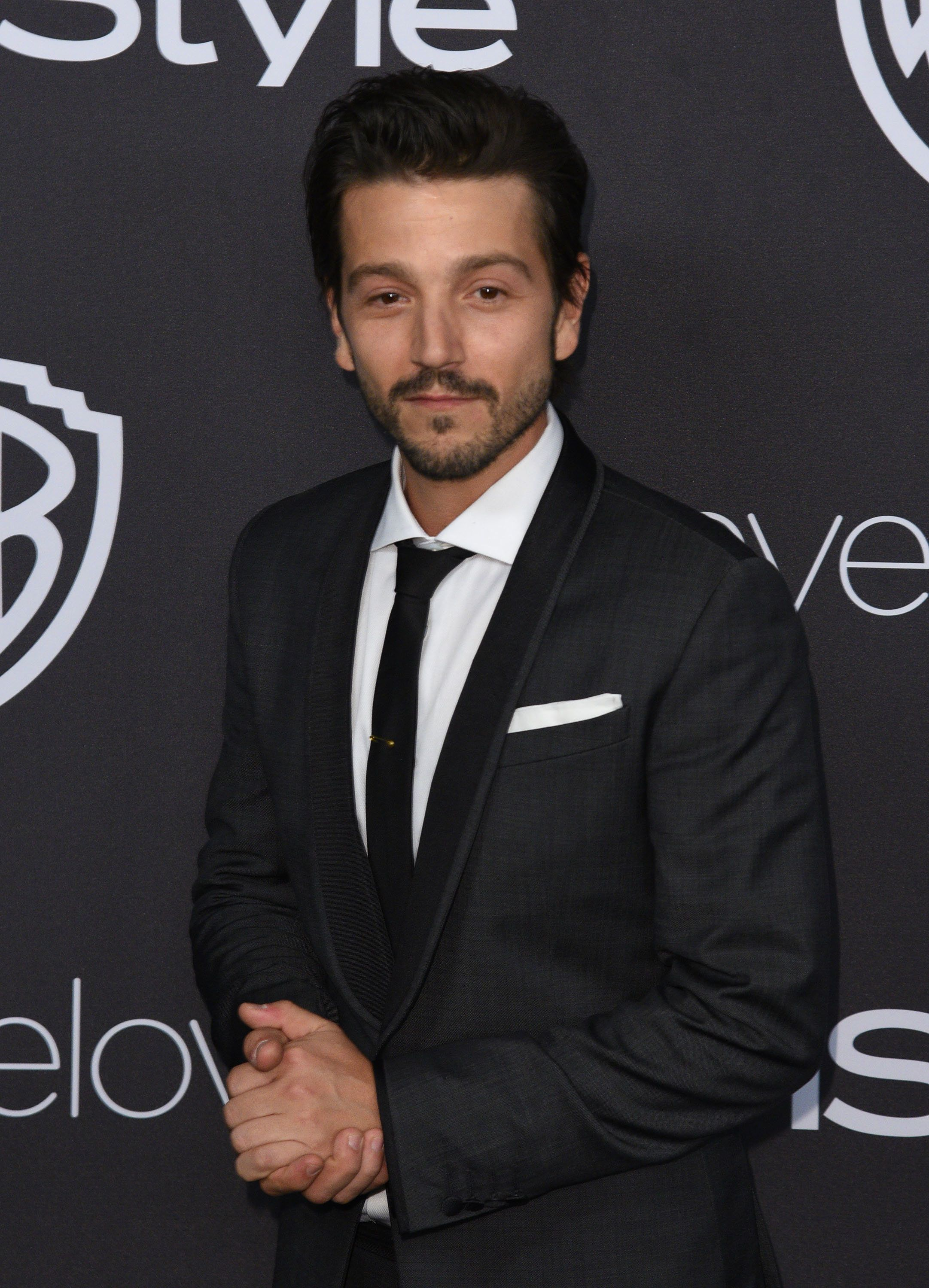 BEVERLY HILLS, CA - JANUARY 08:  Actor Diego Luna attends the 18th Annual Post-Golden Globes Party hosted by Warner Bros. Pictures and InStyle at The Beverly Hilton Hotel on January 8, 2017 in Beverly Hills, California.  (Photo by C Flanigan/Getty Images)