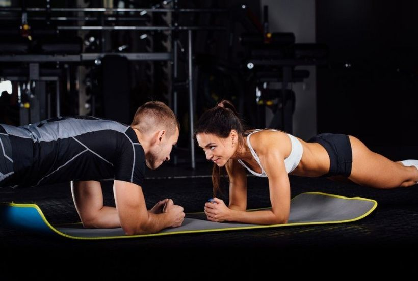 Research shows a clear link between exercise and improved sexual vitality.