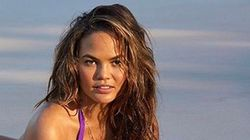 Chrissy Teigen Stuns In First Sports Illustrated Shoot Since Giving