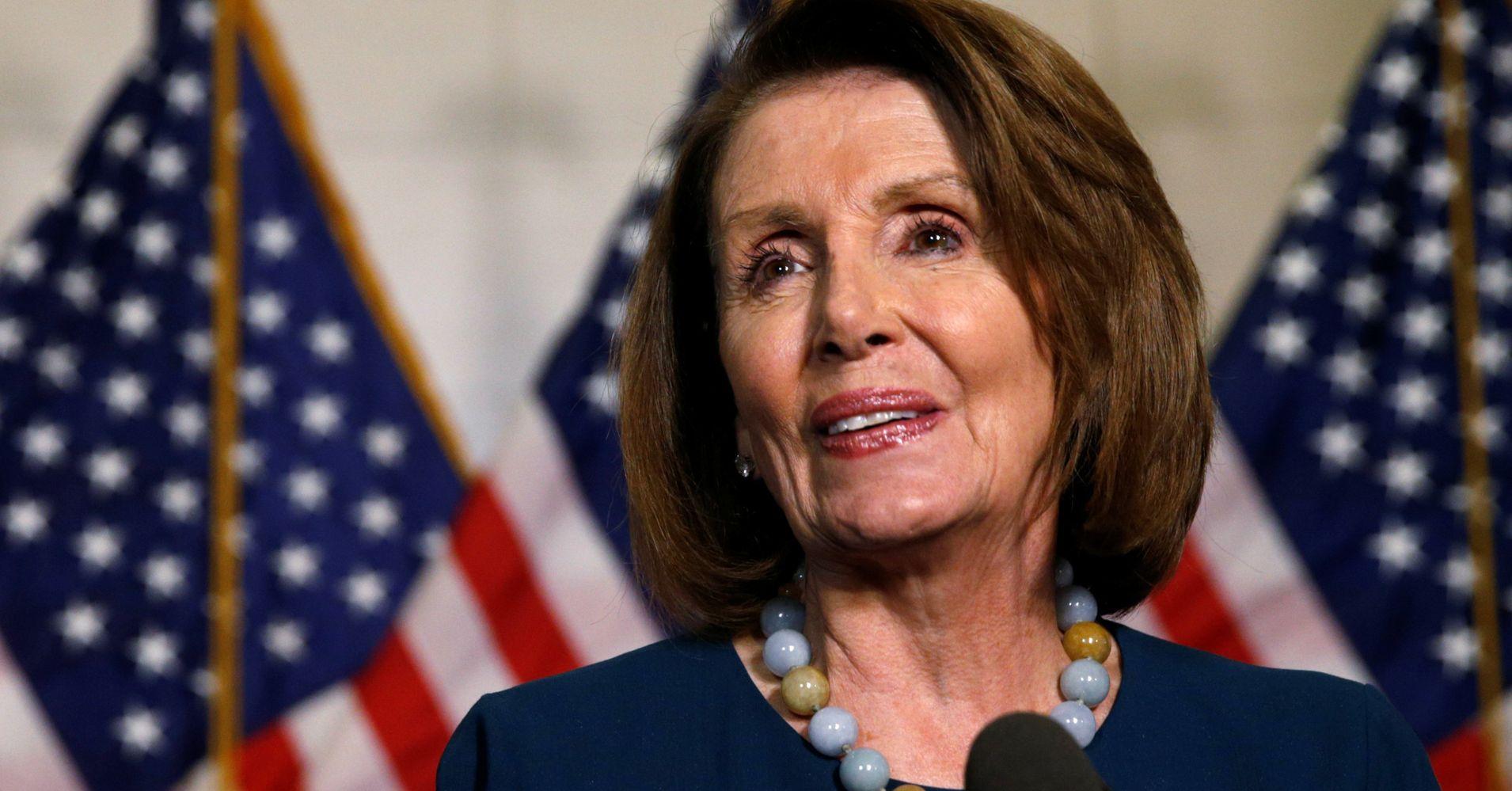 Nancy Pelosi Teenager Why Nancy Pelos...