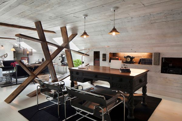 open space home office. If You\u0027re Trying To Establish Your Home Office Within An Open Area, Then Consider Using A Large Divider Section Off New Work Space. Space 1