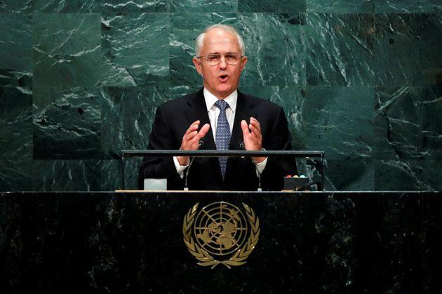 Australian PM, Malcolm