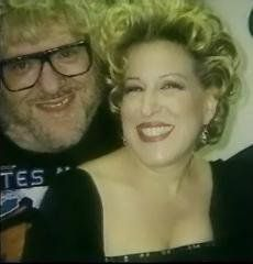 "Having penned three of her stage shows, Bruce Vilanch has worked with legendary Bette Midler for 47 years. ""Which is difficul"