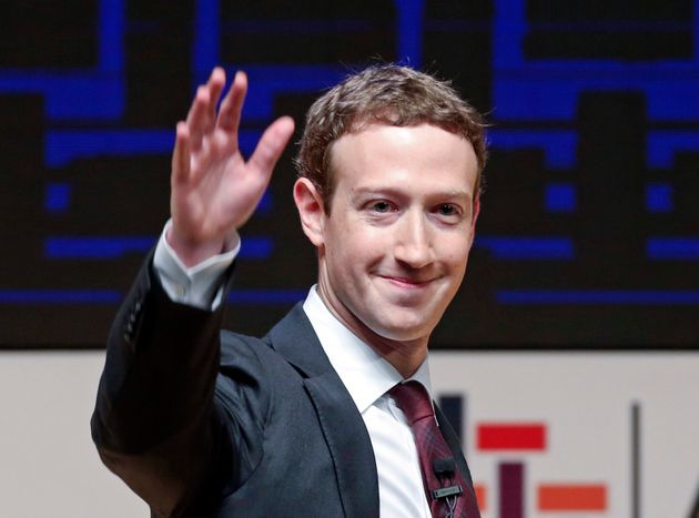 Facebook's Mark
