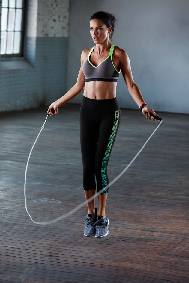 c1d8e1dd56 Victoria Sport  We Try The New Sports Range From Bras To. Victorias Secret