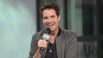 NEW YORK, NY - JANUARY 27:  Singer Pat Monahan of the band Train visits Build Series at Build Studio on January 27, 2017 in New York City.  (Photo by J. Kempin/Getty Images)